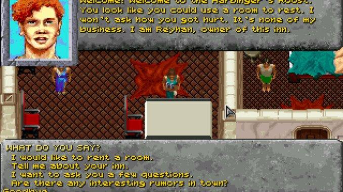 Dungeons & Dragons: Dark Sun Series screenshot 2