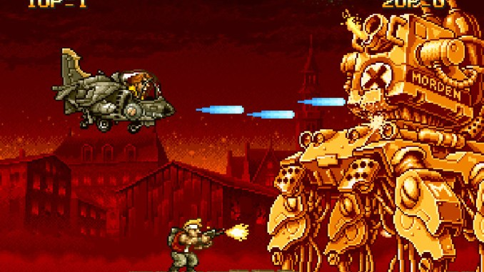 Metal Slug 2 screenshot 3