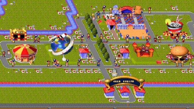 Theme Park screenshot 1