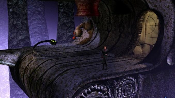 Star Trek: Hidden Evil screenshot 2