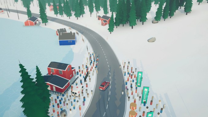 art of rally deluxe edition screenshot 2