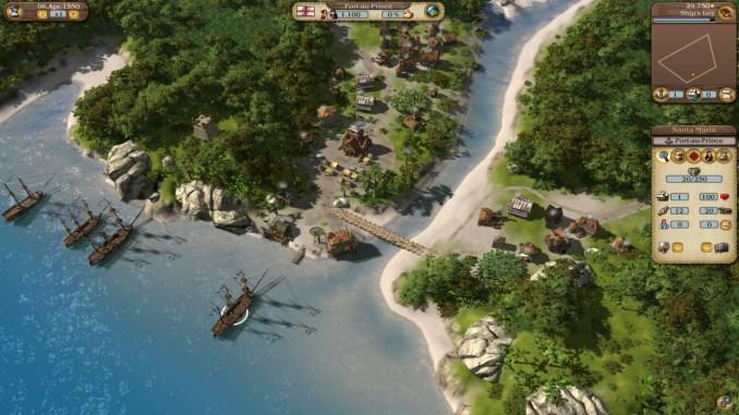 Port Royale 3 Gold screenshot 3