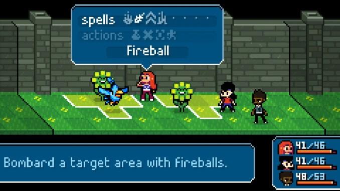 Ikenfell screenshot 1