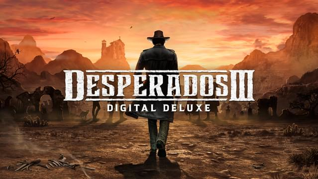 Desperados III Digital Deluxe Edition on GOG.com