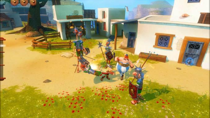 Asterix & Obelix XXL : Romastered screenshot 3