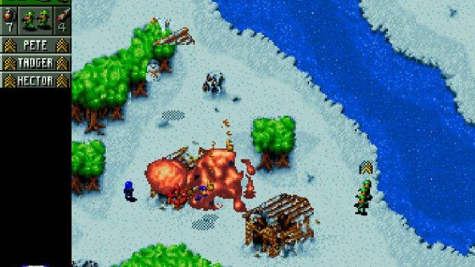 Cannon Fodder screenshot 3