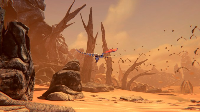 Panzer Dragoon: Remake screenshot 3