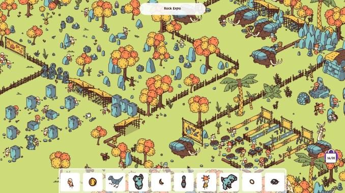 Hidden Through Time screenshot 2