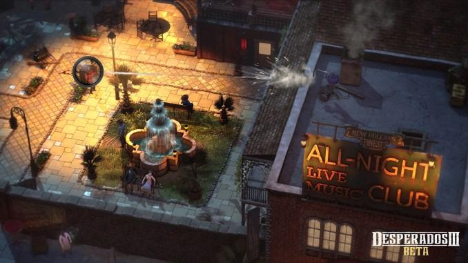 Desperados III Digital Deluxe Edition screenshot 2