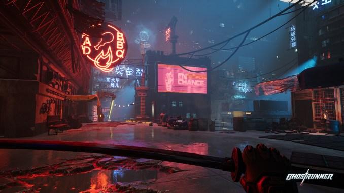 Ghostrunner screenshot 2