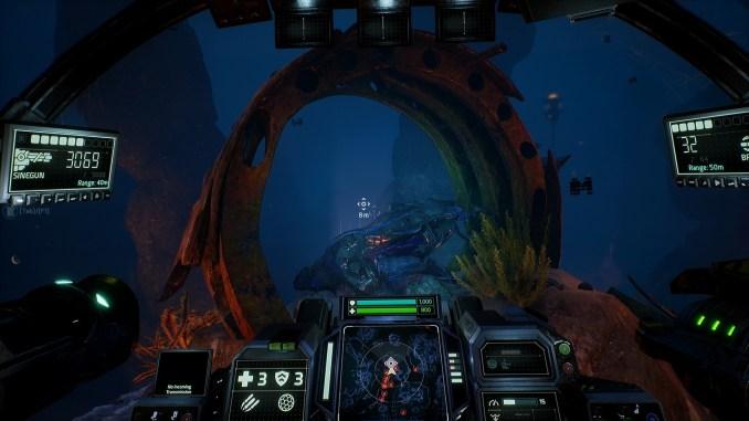 Aquanox Deep Descent Collector's Edition screenshot 1