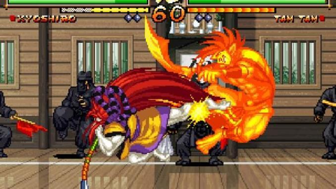 Samurai Shodown V screenshot 2