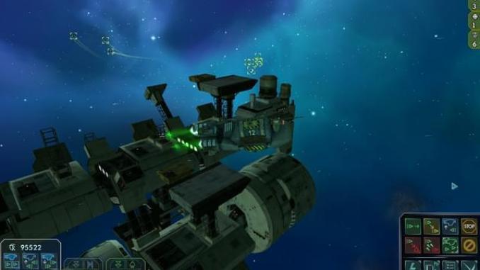 Star Wolves 2 screenshot 1