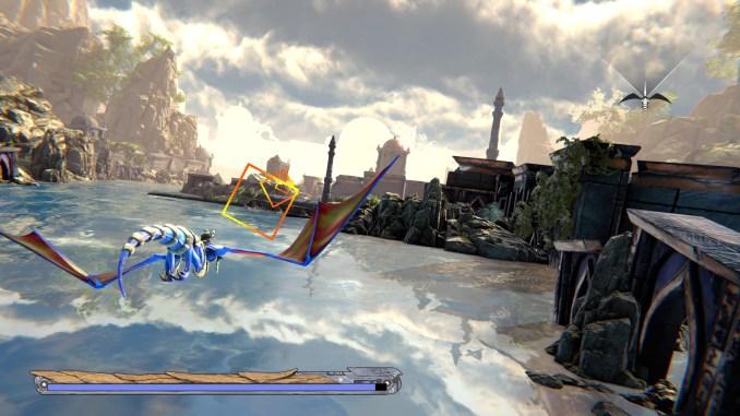 Panzer Dragoon: Remake screenshot 1