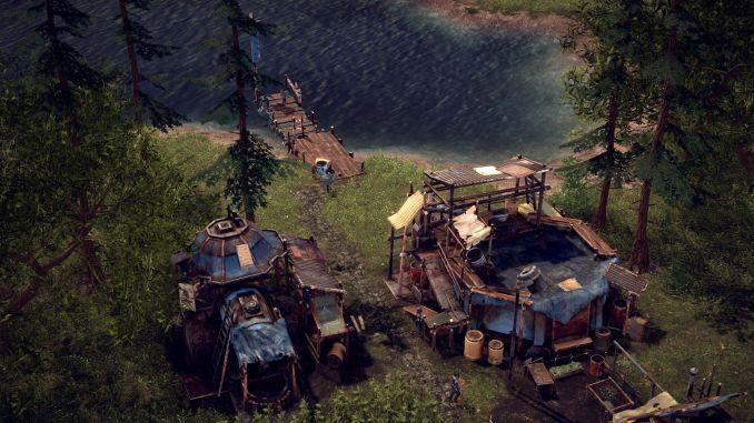 Endzone - A World Apart Save the World Edition screenshot 3