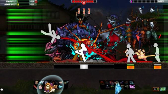 One Finger Death Punch 2 screenshot 2