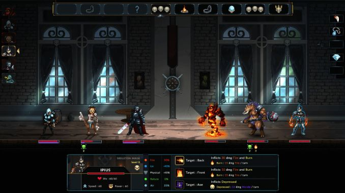 Legend of Keepers: Career of a Dungeon Master screenshot 2