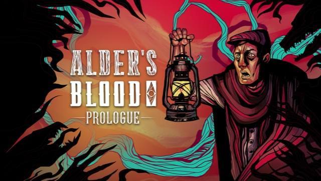 Image result for Alder's Blood Prologue