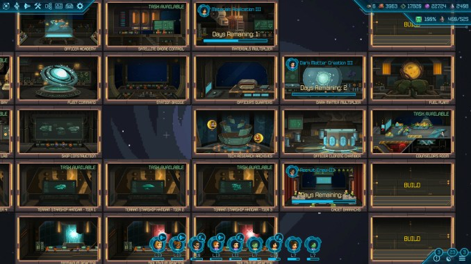 Halcyon 6: Lightspeed Edition screenshot 2