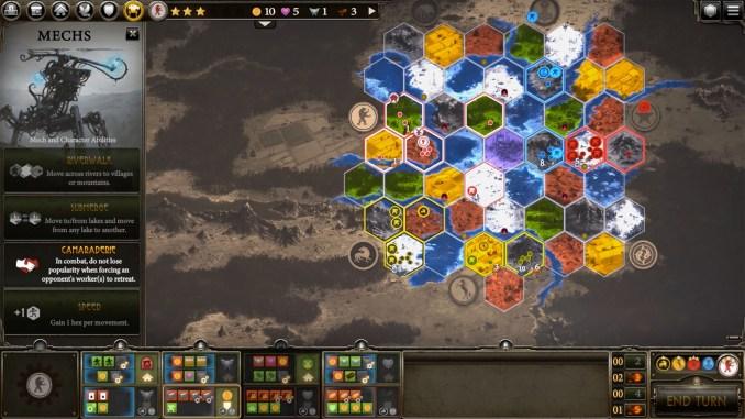 Scythe: Digital Edition screenshot 3