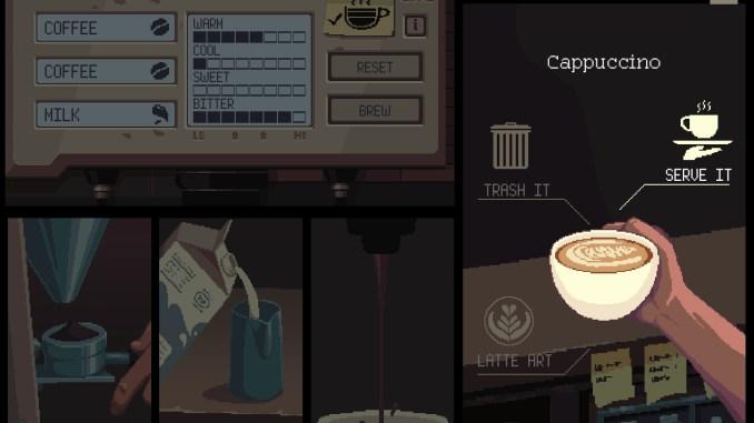 Coffee Talk screenshot 3