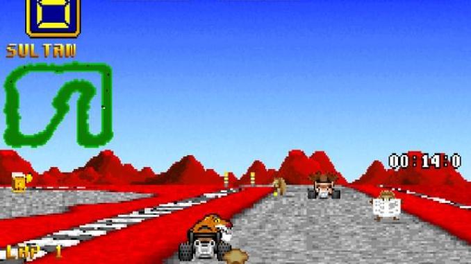 Wacky Wheels screenshot 3