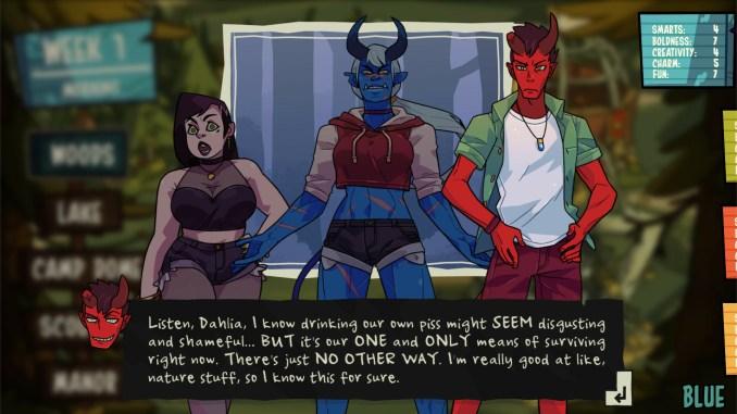 Monster Prom 2: Monster Camp screenshot 2