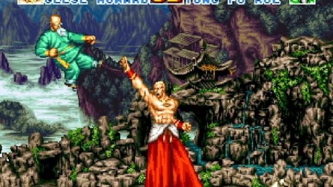 Fatal Fury Special screenshot 3