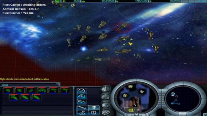 Conquest: Frontier Wars screenshot 3