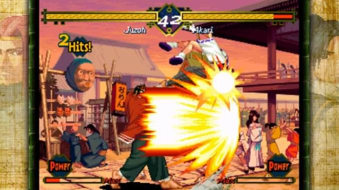 The Last Blade screenshot 1