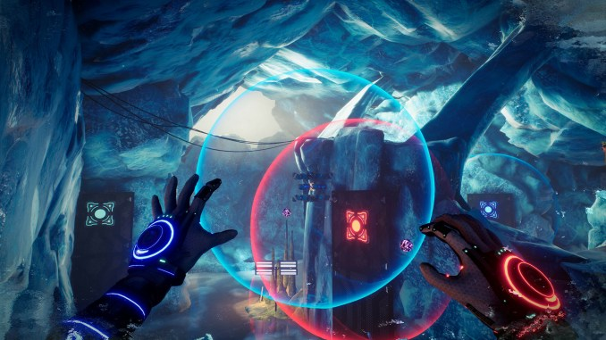 Relicta screenshot 3