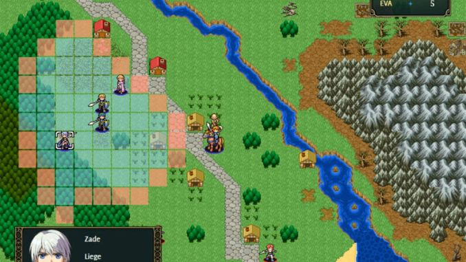 Vestaria Saga I: War of the Scions screenshot 3