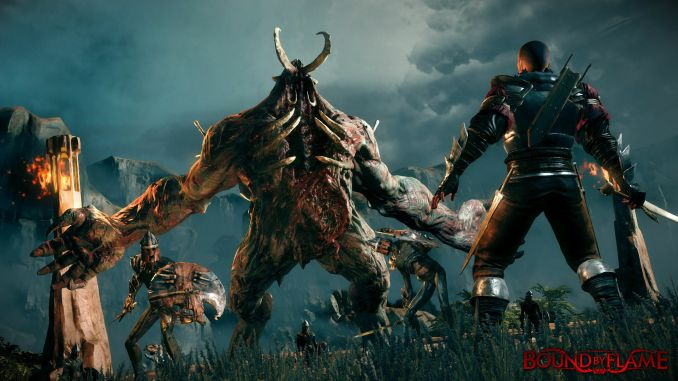 Bound By Flame screenshot 1