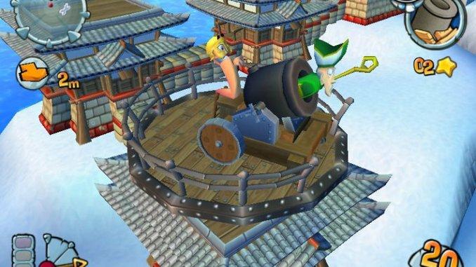 Worms Forts: Under Siege screenshot 1