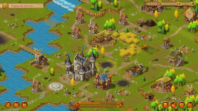 Townsmen - A Kingdom Rebuilt screenshot 1