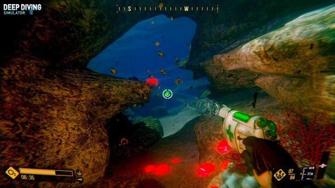 Deep Diving Simulator screenshot 3