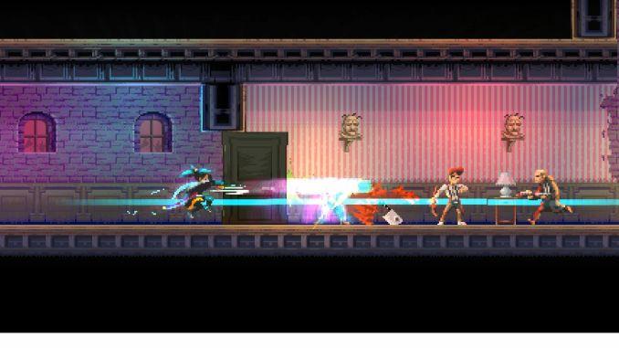 Katana Zero screenshot 2