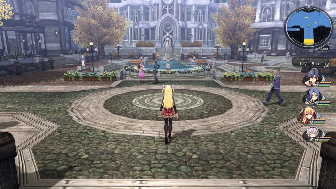 The Legend of Heroes: Trails of Cold Steel II screenshot 1