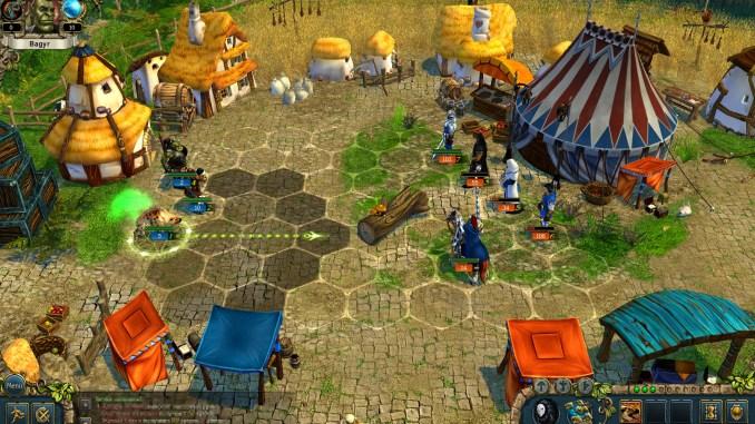 King's Bounty: Dark Side - Premium Edition screenshot 2