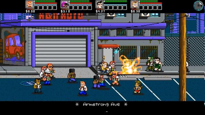 River City Ransom: Underground screenshot 1