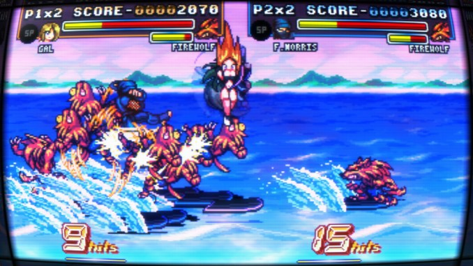 Fight'N Rage screenshot 2