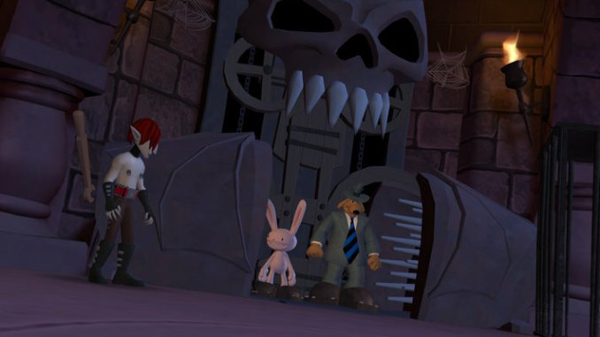 Sam & Max Beyond Time and Space screenshot 2
