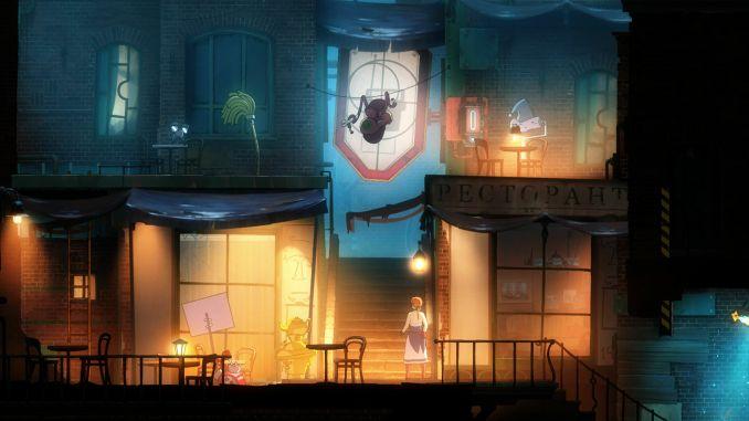 Forgotton Anne screenshot 1