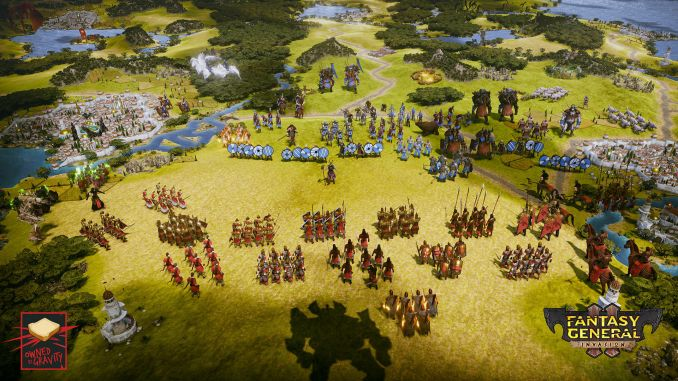 Fantasy General II - Invasion General Edition screenshot 1