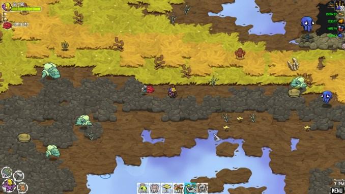 Crashlands screenshot 1