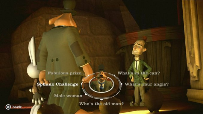 Sam & Max: The Devil's Playhouse screenshot 3