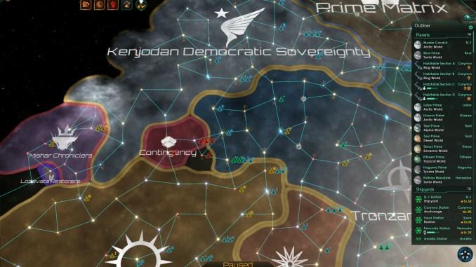 Stellaris screenshot 1