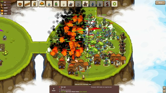 Circle Empires screenshot 2