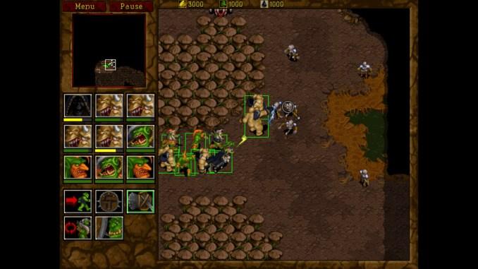 Warcraft II Battlenet Edition screenshot 3