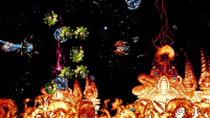Pulstar (1995) screenshot 1